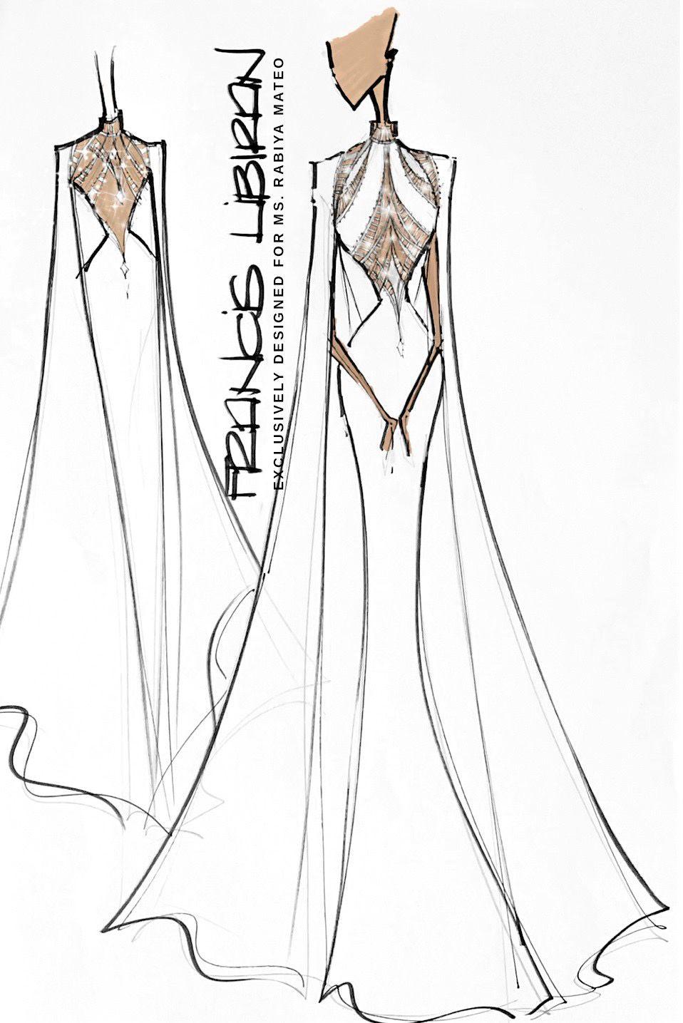 francis libiran rabiya mateo gown coronation night miss universe philippines 2021